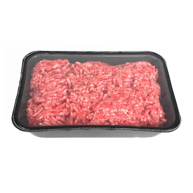 Carne picada envasada en atmósfera protectora